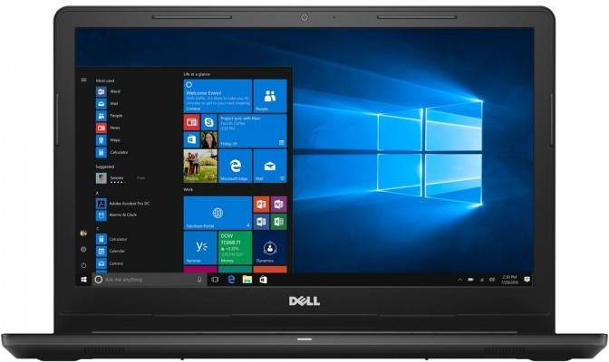 Dell Inspiron 15 3000 Series Core i7 8th Gen 3576 Laptop Image