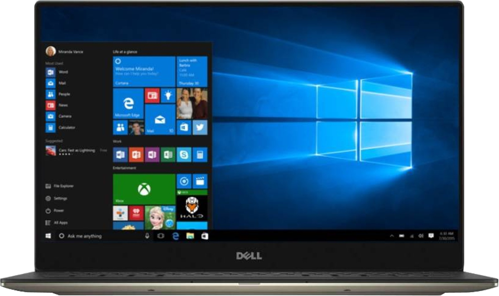 Dell Xps 13 Core I7 8th Gen 9370 Thin And Light Laptop