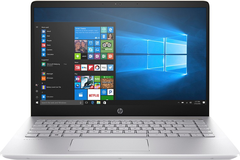 HP 14 Core i5 8th Gen 14-bf119TU Laptop Image