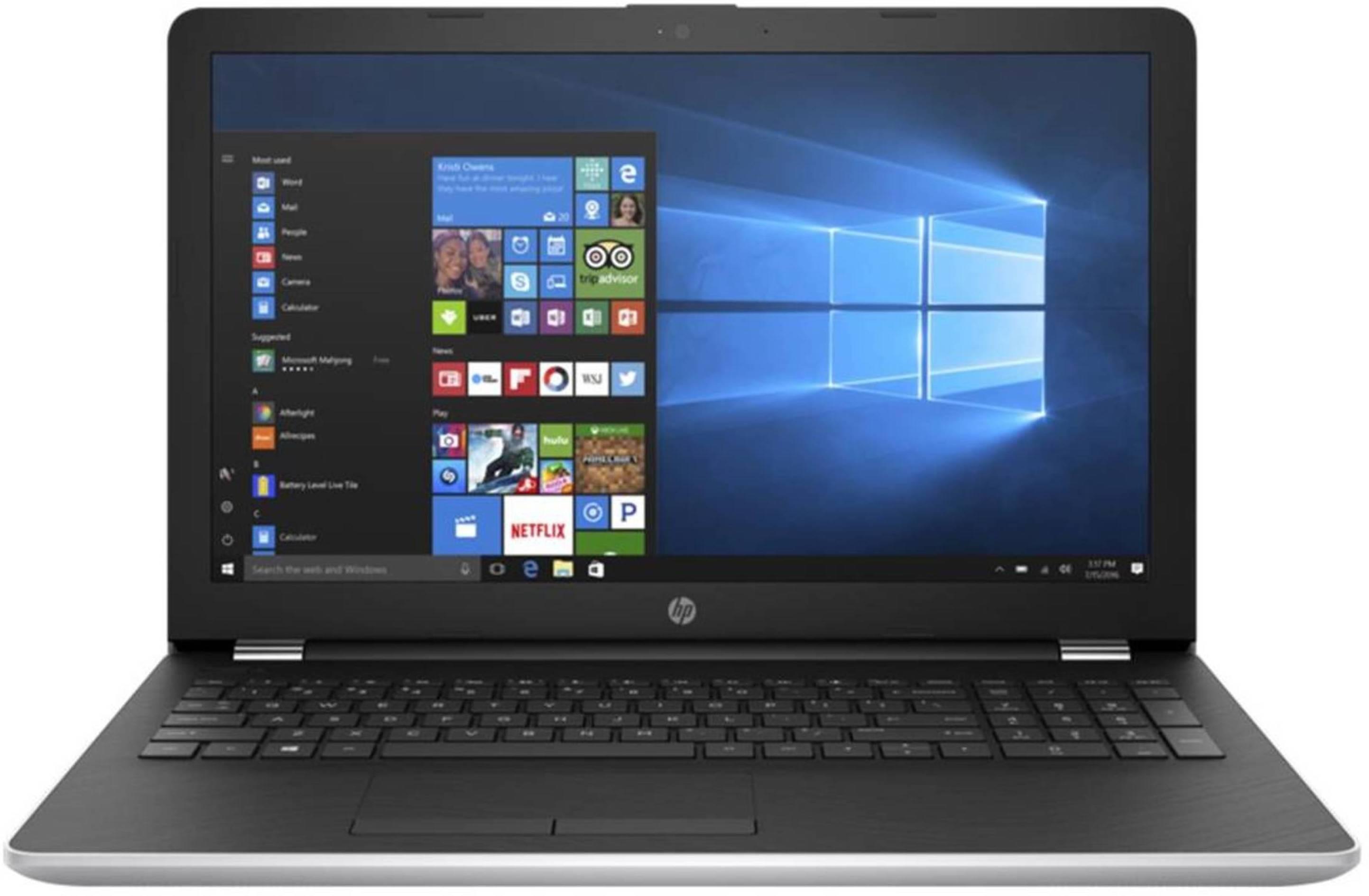 HP Notebook Core i3 7th Gen 15-BS662TU Laptop Image