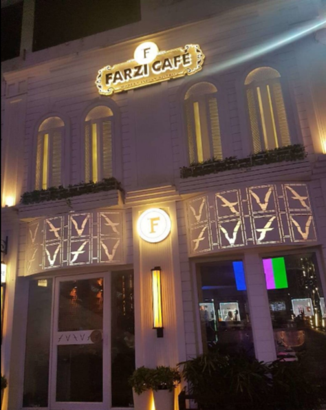Farzi Cafe - High Street Phoenix Mall - Lower Parel - Mumbai Image