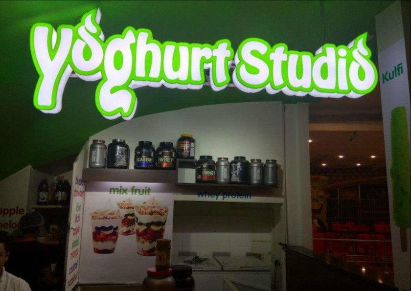 Yoghurt Studio - Infiniti Mall - Andheri West - Mumbai Image