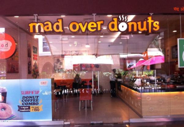 Mad Over Donuts - Viviana Mall - Majiwada - Thane Image