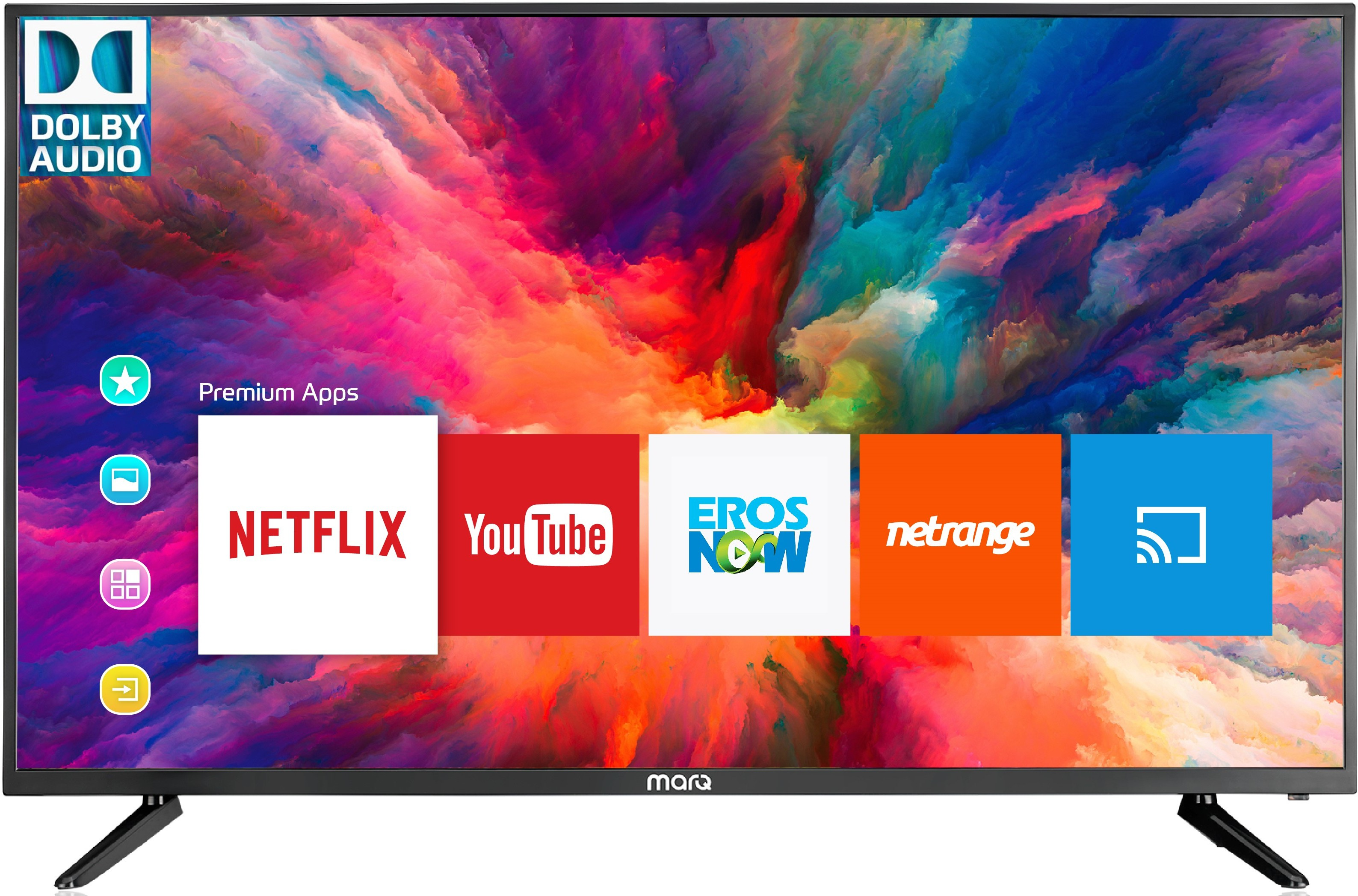 MarQ by Flipkart Dolby (43 inch) Full HD Smart LED TV Image