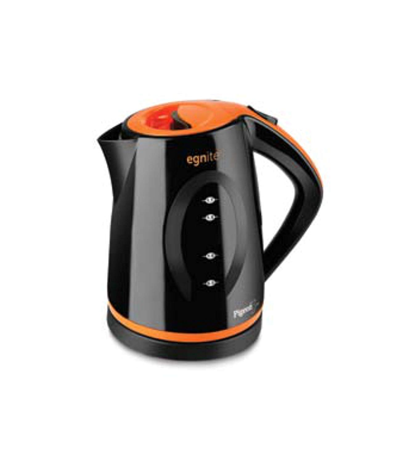 Pigeon Egnite Plastic 1.7L Electric Kettle Image
