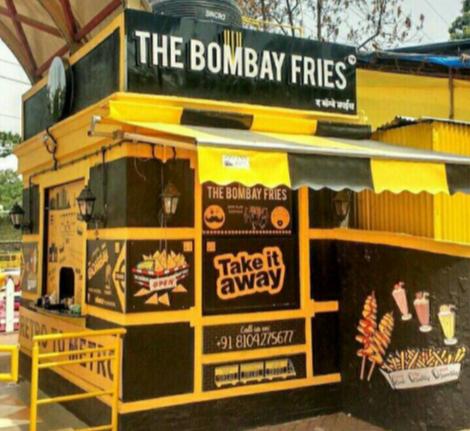 The Bombay Fries - Oshiwara - Mumbai Image