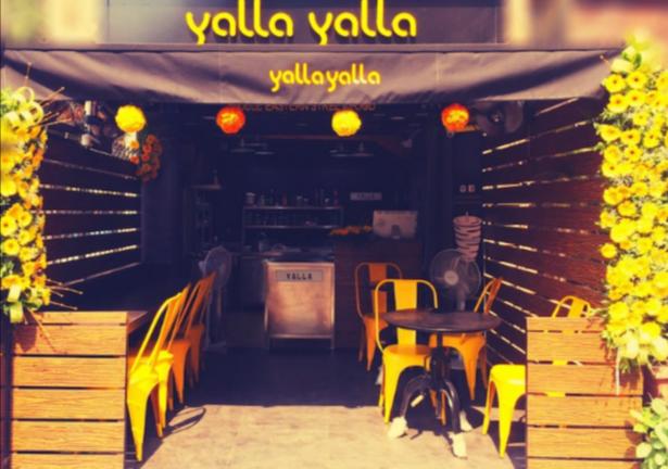YALLA YALLA, ANDHERI WEST, MUMBAI