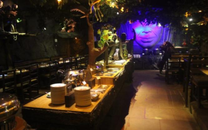 Wild Dining Restaurant - Oshiwara - Mumbai Image