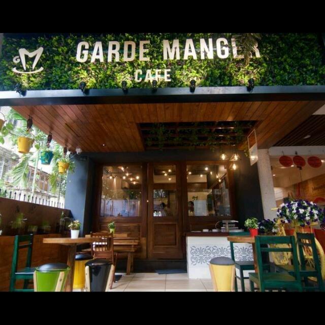 Garde Manger Cafe - Vile Parle East - Mumbai Image