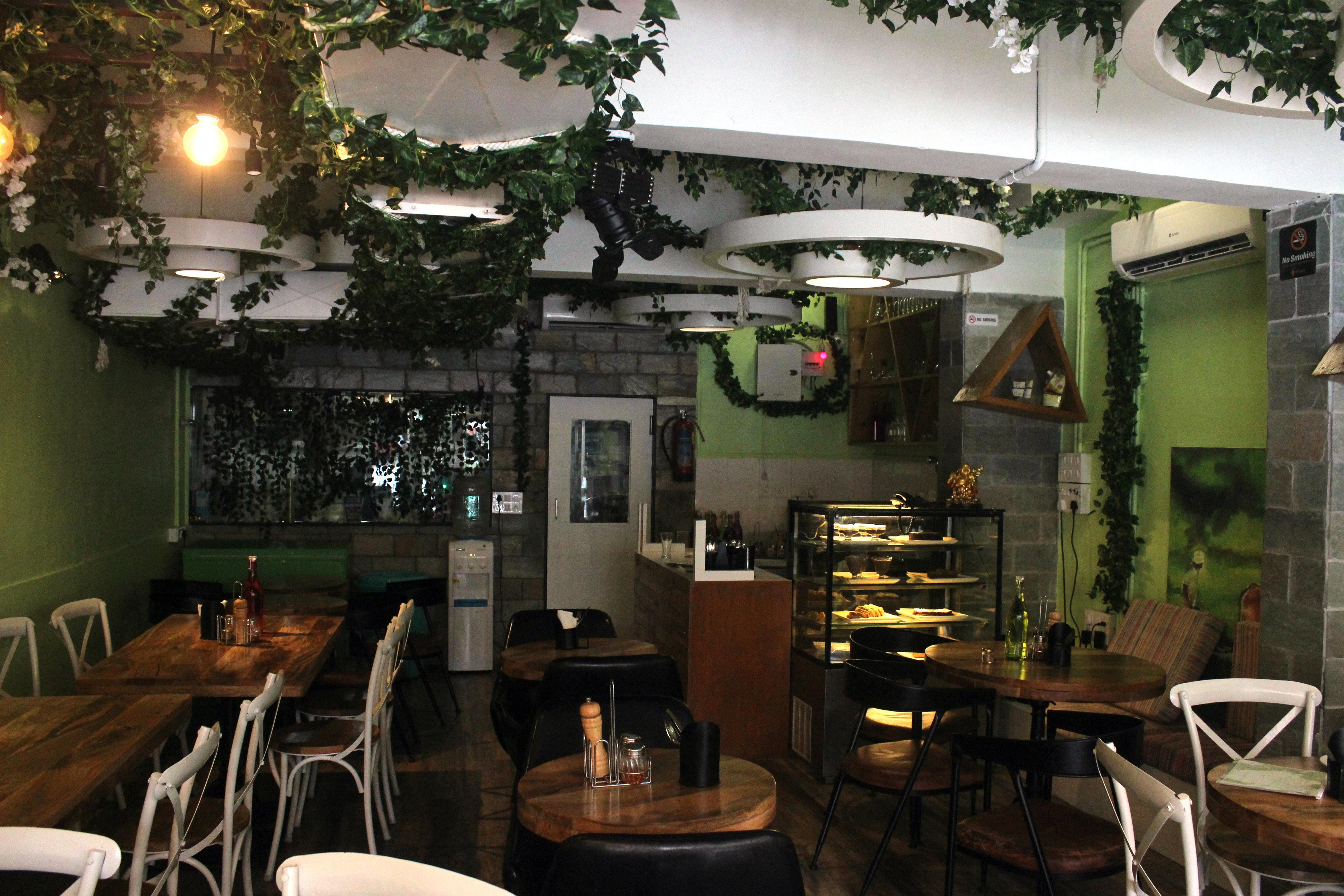 Green Village Cafe - Oshiwara - Andheri West - Mumbai Image
