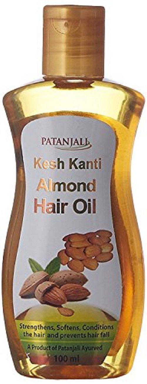 Patanjali Kesh Kanti Almond Hair Oil Image