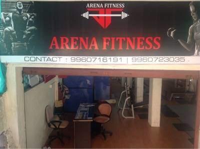Arena Fitness - Dhankawadi - Pune Image
