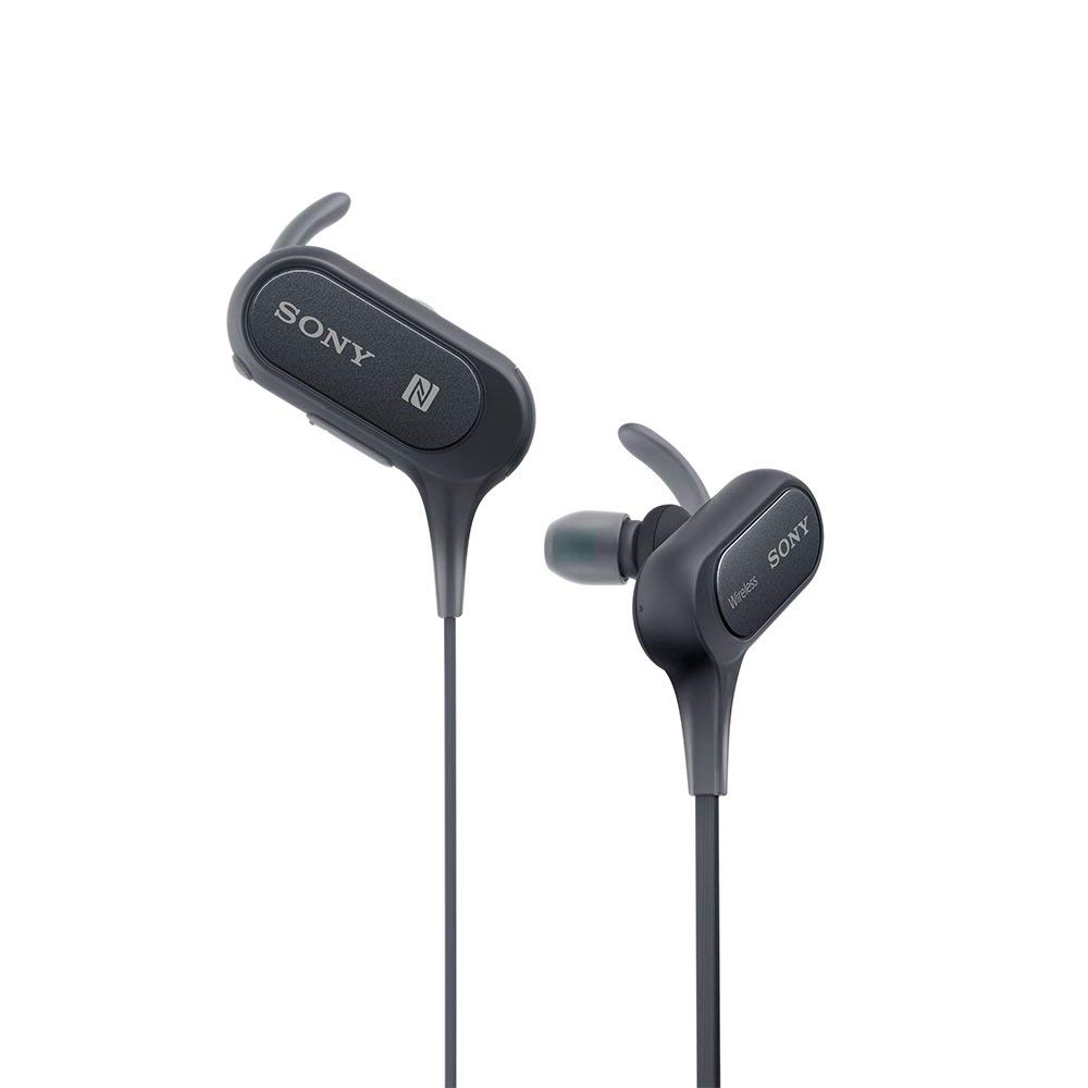 Sony Extra Bass MDR-XB50BS in-Ear Active Wireless Headphones Image