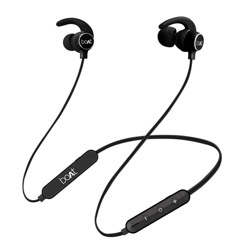 Baot Rockerz 255 Sports Bluetooth Wireless Earphone Image