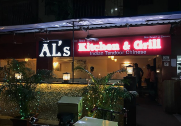 Al S Kitchen Grill Malad West Mumbai Reviews Menu