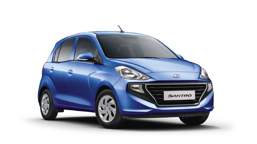 Hyundai Santro 2018 Magna Image