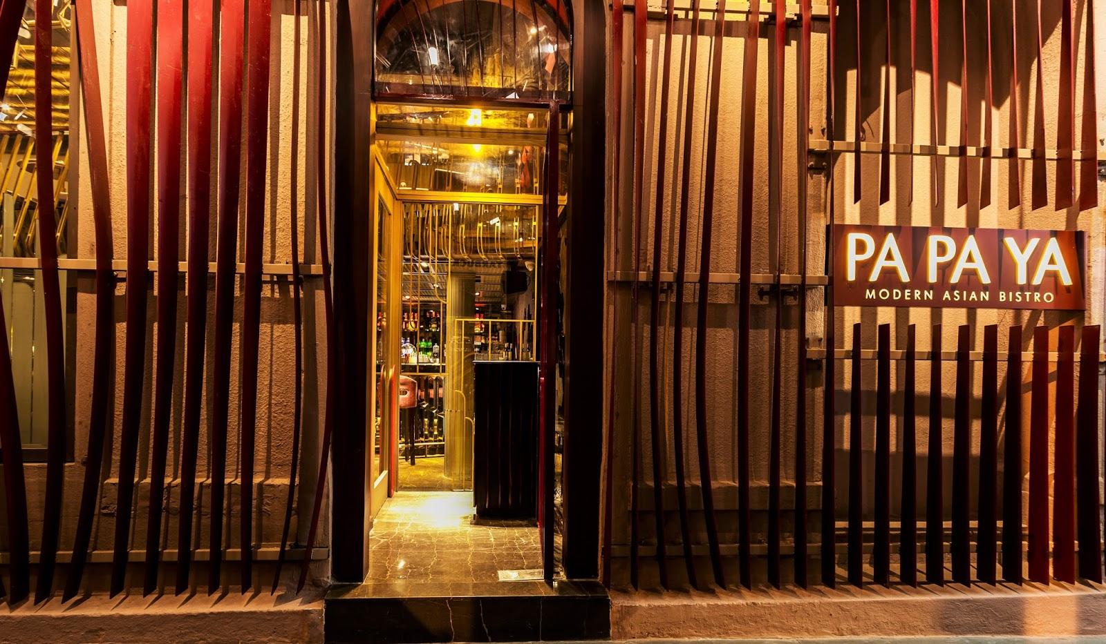 Pa Pa Ya - Hotel Diplomat - Colaba - Mumbai Image