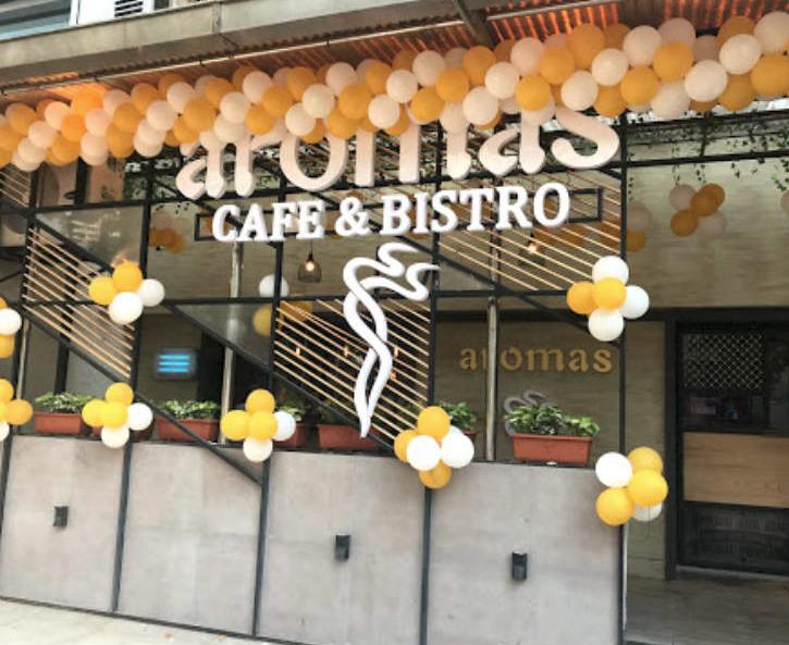 Aromas Cafe & Bistro - Oshiwara - Mumbai Image