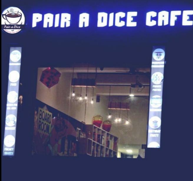 Pair A Dice Cafe - Oshiwara - Mumbai Image