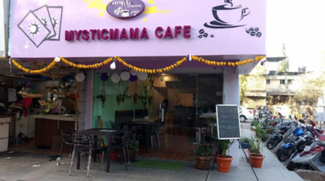 MysticMama Cafe - Vashi - Navi Mumbai Image