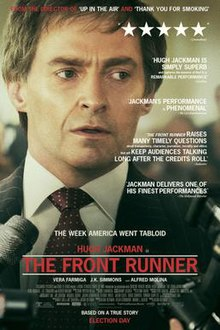 The Front Runner Image