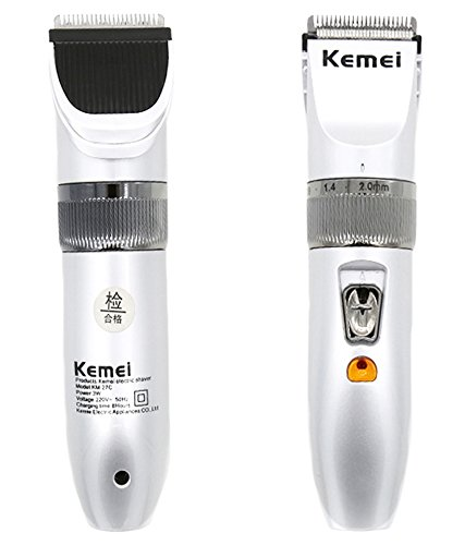 Kemei KM-27C Rechargeable Professional Hair Trimmer Image