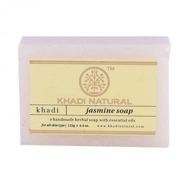 Khadi Natural Jasmine Soap Image