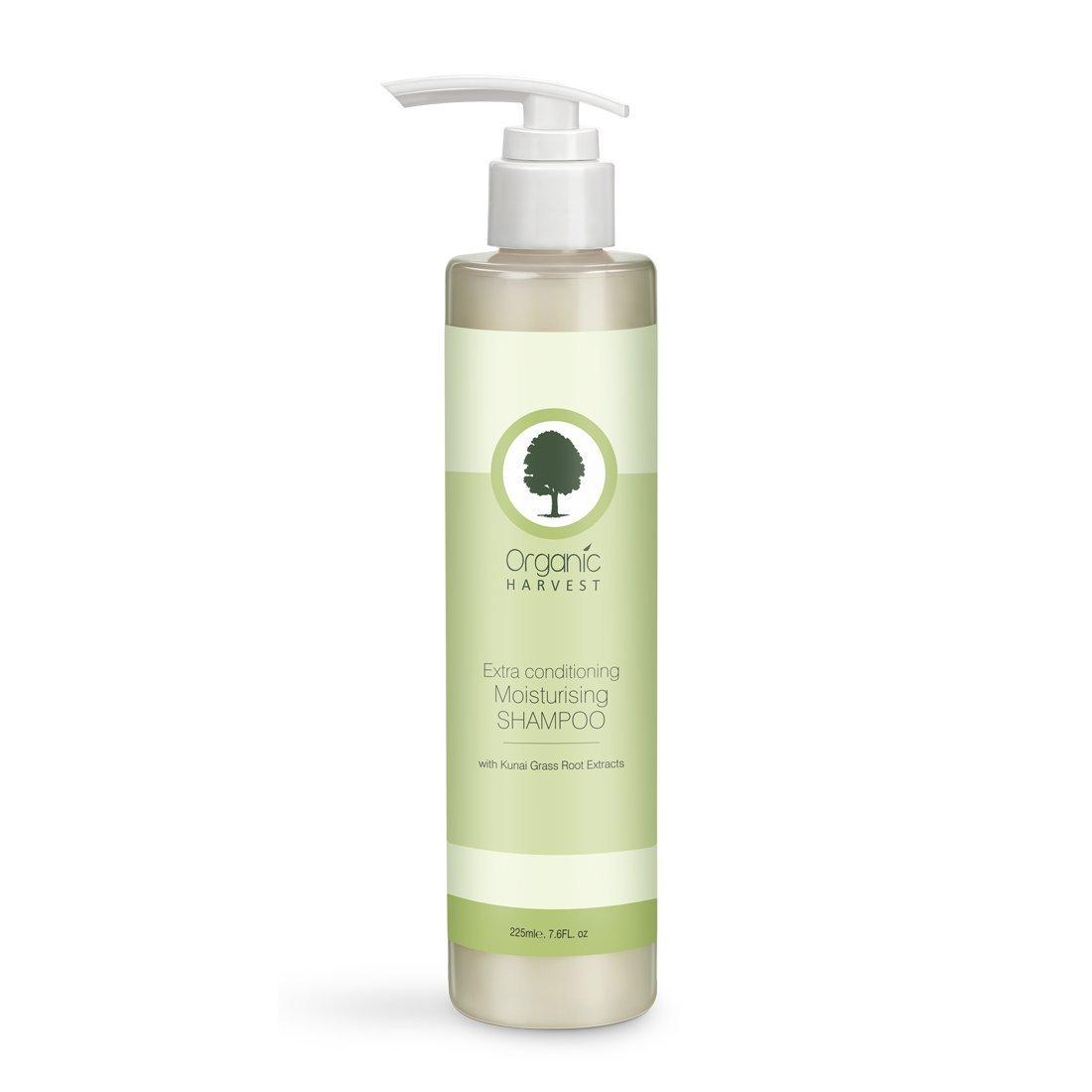 Organic Harvest Extra Conditioning Moisturising Shampoo Image