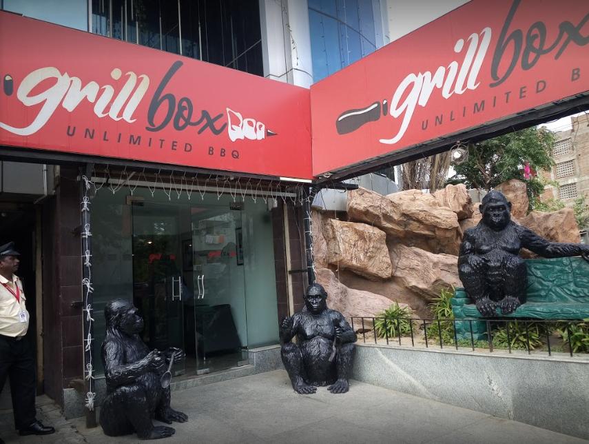 Grill Box - Unlimited BBQ - Mylapore - Chennai Image