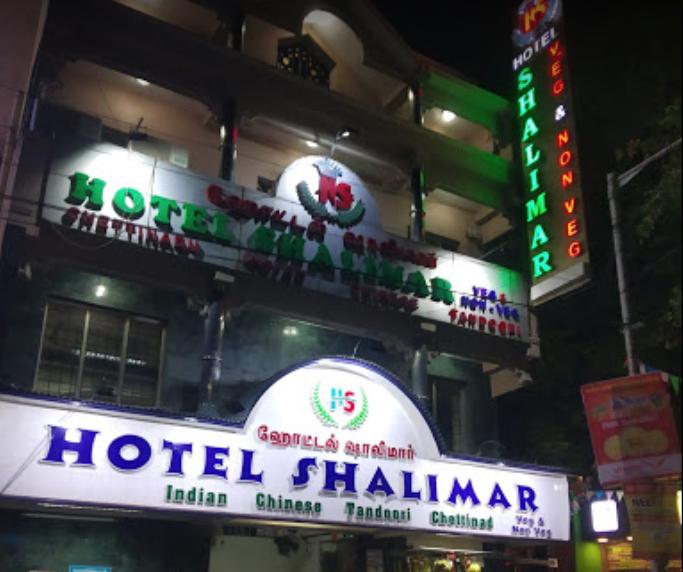 Shalimar - Perambur - Chennai Image