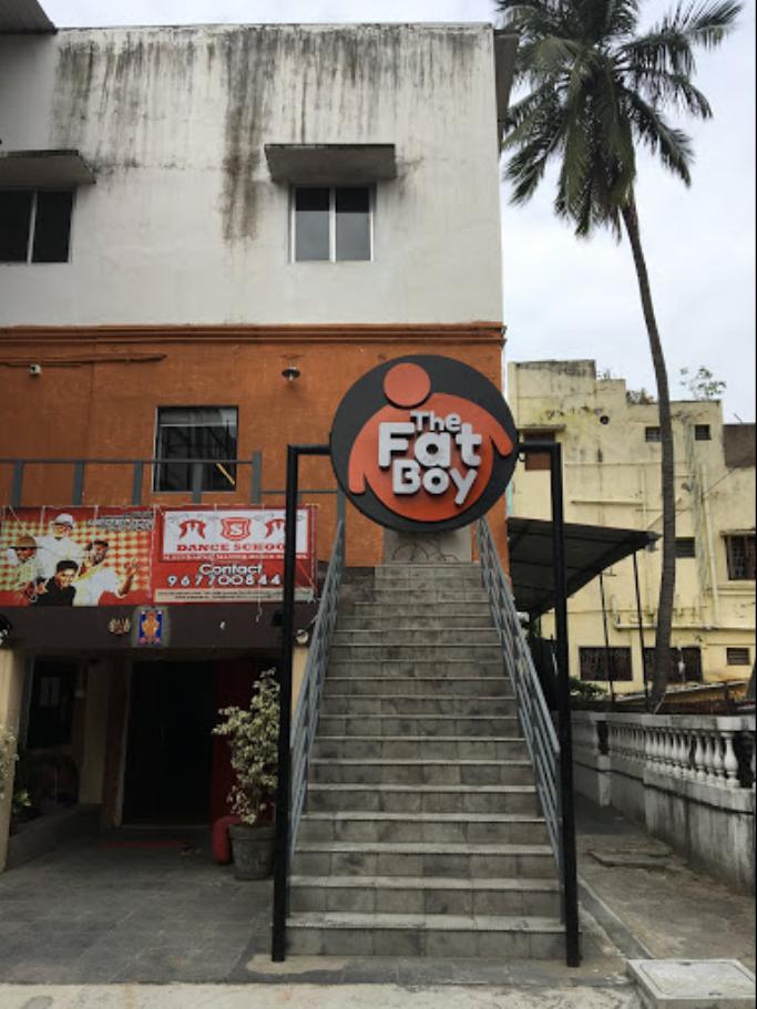 The Fat Boy - Alwarpet - Chennai Image