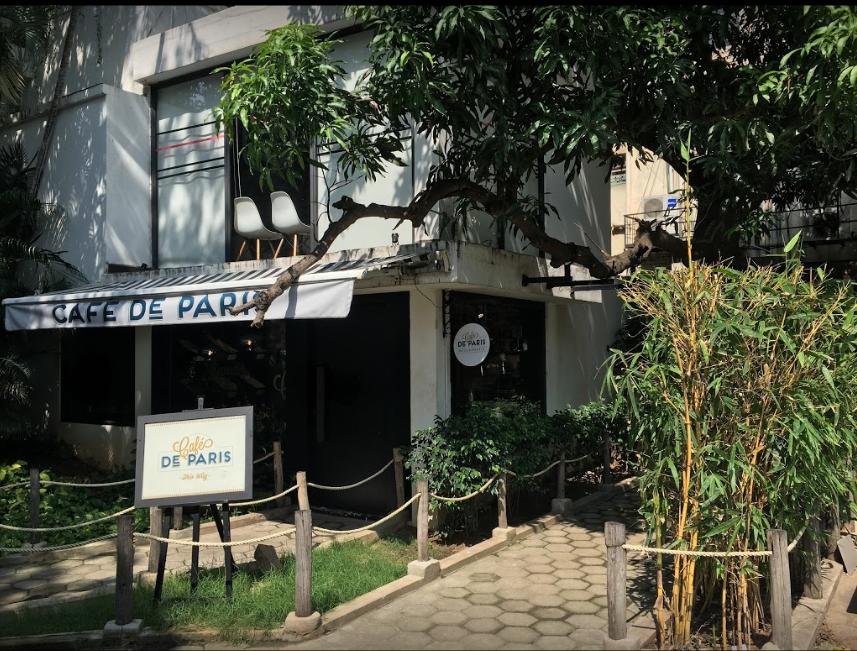 Cafe De Paris - Teynampet - Chennai Image
