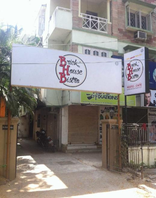 Brick House Bistro - Anna Nagar East - Chennai Image