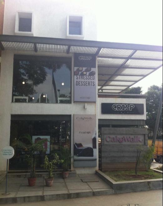Crisp Cafe - Nungambakkam - Chennai Image