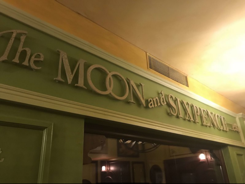 The Moon And Sixpence - Hablis Hotel - Guindy - Chennai Image