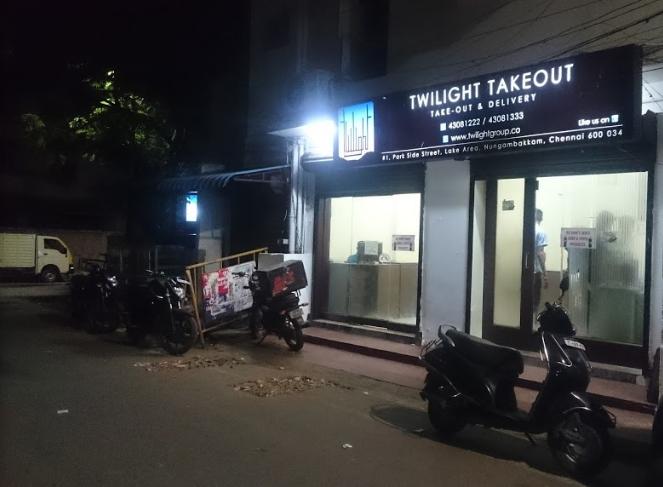 Twilight Take Out - Nungambakkam - Chennai Image