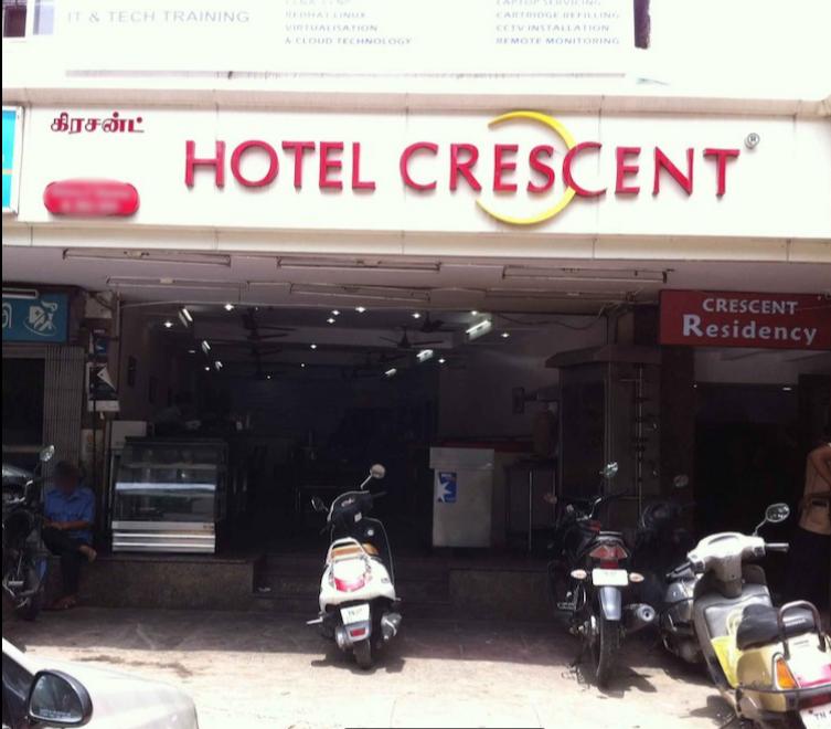 Hotel Crescent - Nungambakkam - Chennai Image