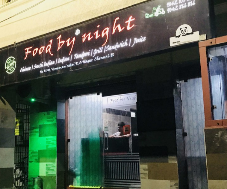 Food By Night - Perungudi - Chennai Image
