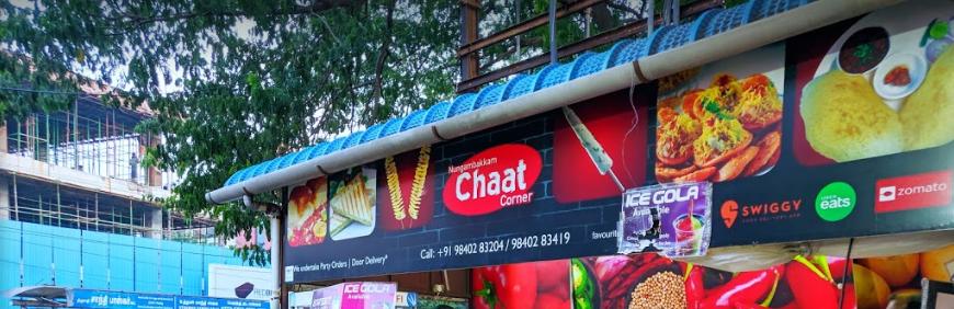 Nungambakkam Chaat Corner - Nungambakkam - Chennai Image