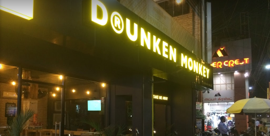 Drunken Monkey - Nungambakkam - Chennai Image