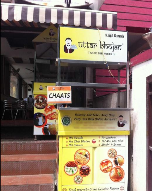 Uttar Bhojan - Valasaravakkam - Chennai Image