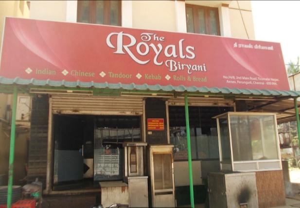 The Royals Biryani - Perungudi - Chennai Image