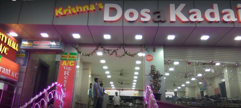 Krishna's Dosa Kadai - Mogappair - Chennai Image