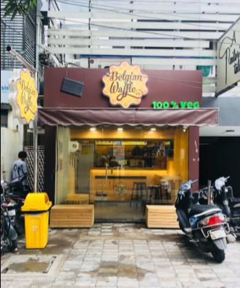 The Belgian Waffle Co. - Nungambakkam - Chennai Image