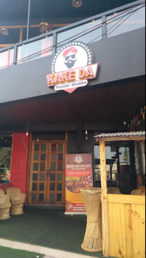 Kake Da Punjabi Dhabba - Perungudi - Chennai Image