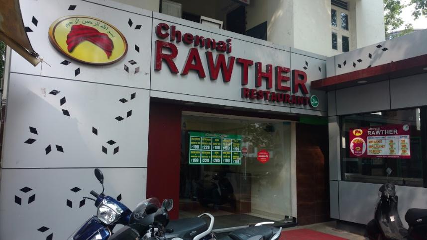 Chennai Rawther Restaurant - Nungambakkam - Chennai Image