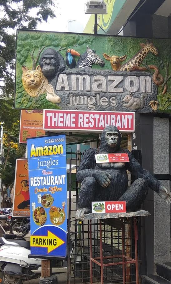 Amazon Jungles - Perungudi - Chennai Image