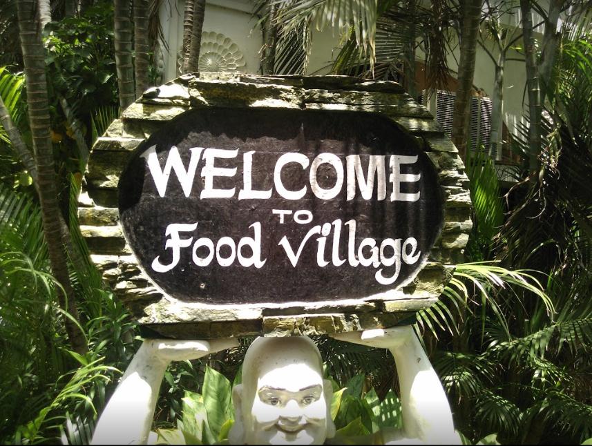 Food Village - Injambakkam - Chennai Image