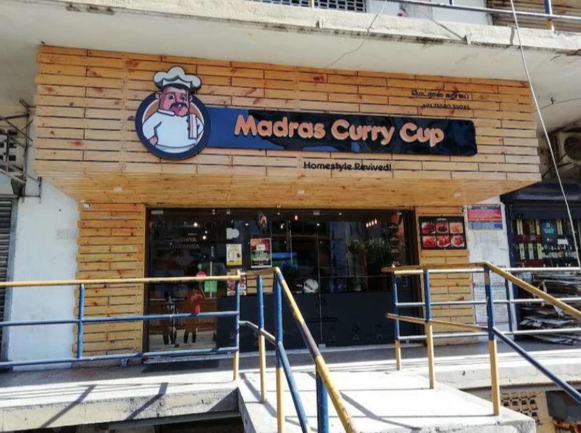 Madras Curry Cup - Nungambakkam - Chennai Image