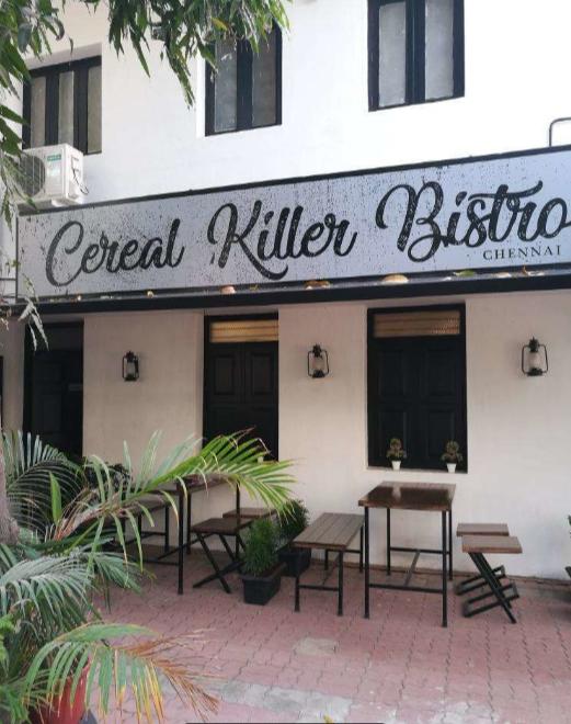 Cereal Killer Bistro - Anna Nagar East - Chennai Image